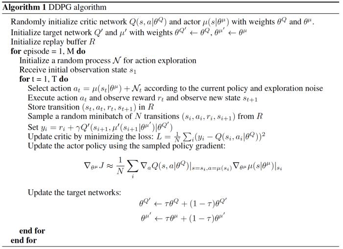 نمونه کد الگوریتم