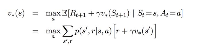 معادله بهینه بلمن