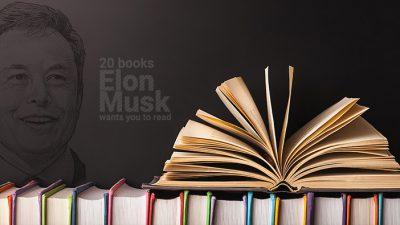 کتاب منتخب ایلان ماسک