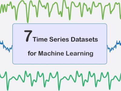 دیتاست سری زمانی برای یادگیری ماشین