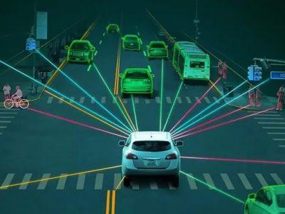 تخمین عمق در وسایل نقلیه خودران