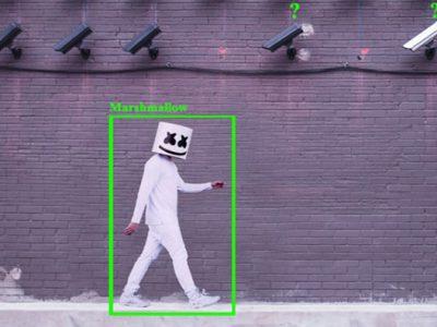 ردیابی عابرین پیاده در دوربین های نظارتی