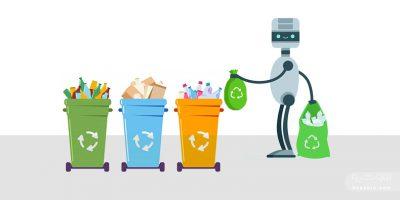 تفکیک زباله با استفاده از هوش مصنوعی