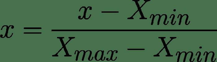 استانداردسازی و نرمالسازی