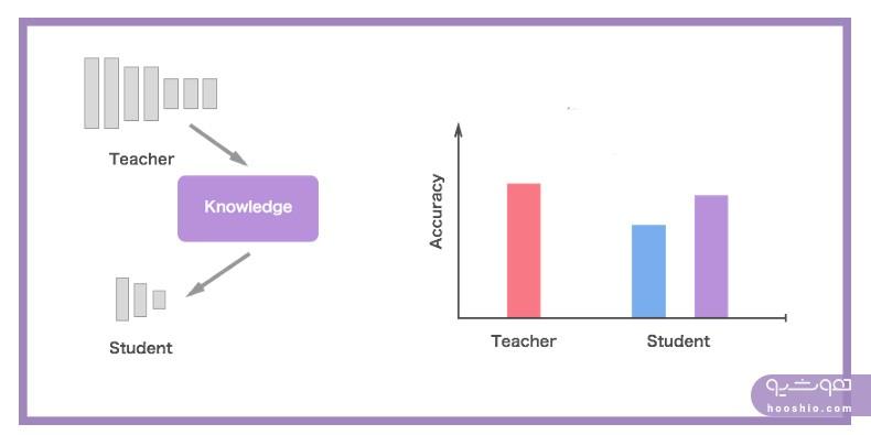 تقطیر دانش