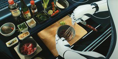 کاربرد هوش مصنوعی در صنایع غذایی