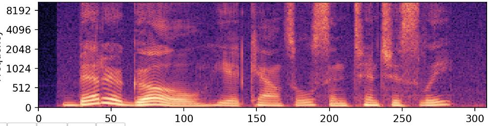 سیستم تشخیص گفتار با استفاده از ویژگیهای طیفنگار