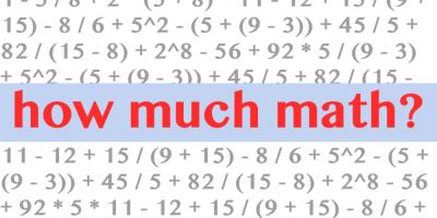 ریاضی در علم داده