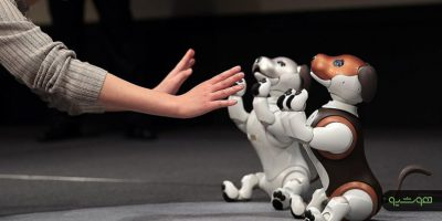 سگ های رباتیک