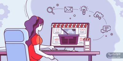 یادگیری ماشین در فروشگاه های آنلاین