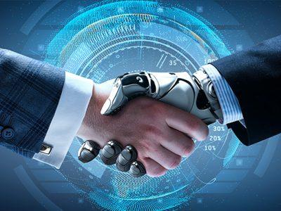 تعامل انسان و هوش مصنوعی