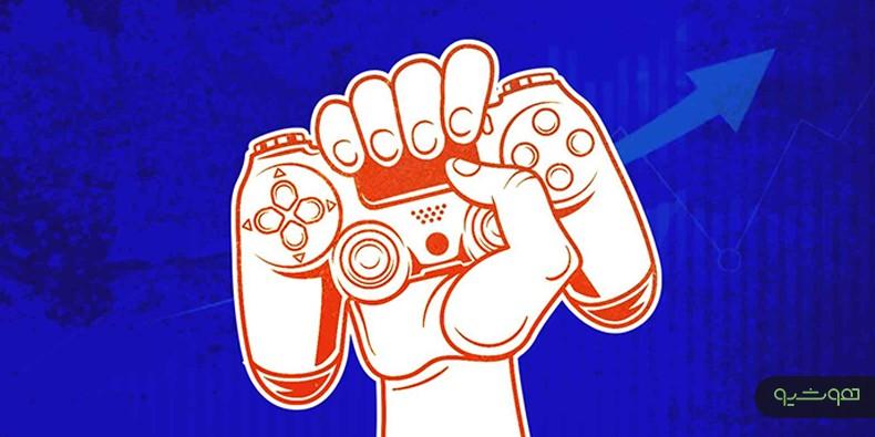 صنعت بازی هوش مصنوعی
