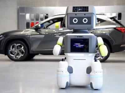 ربات هیوندای