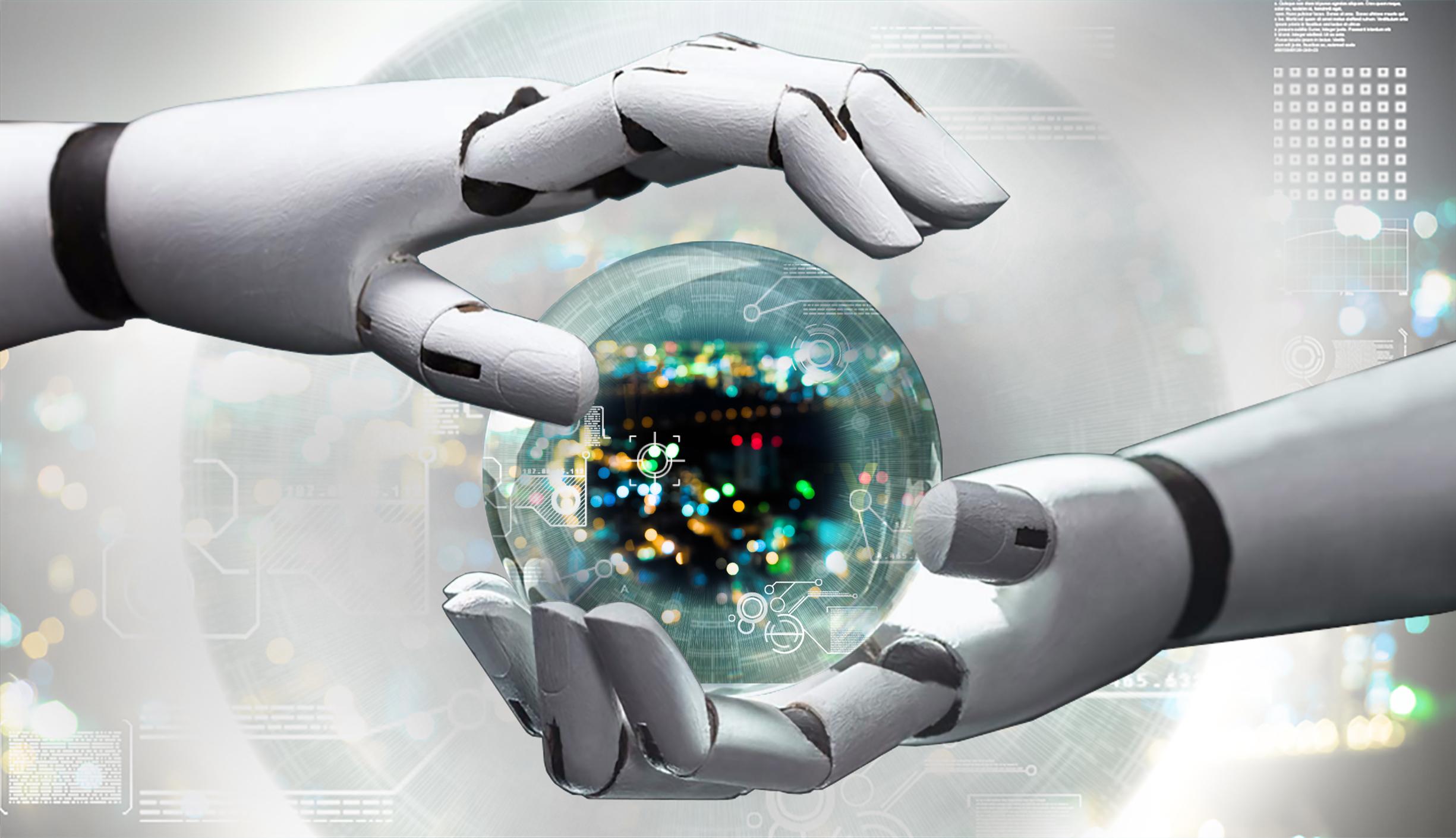 بینایی ماشین در رباتیک