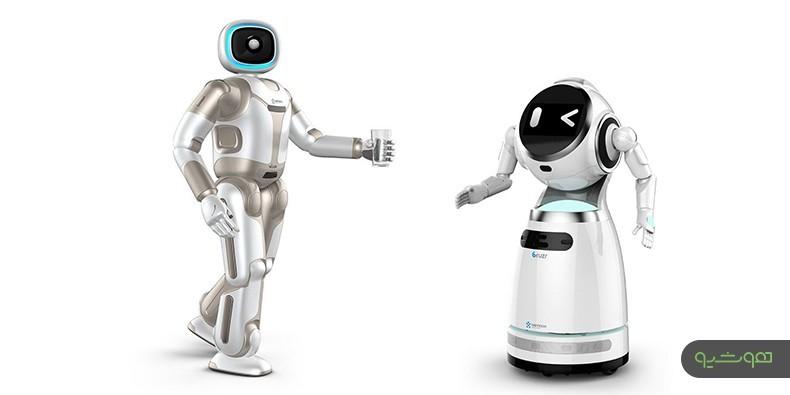 ربات های زیستی
