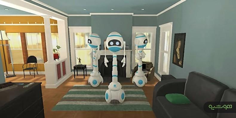آموزش قایم باشک به ربات ها