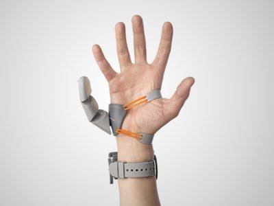 انگشت رباتیک