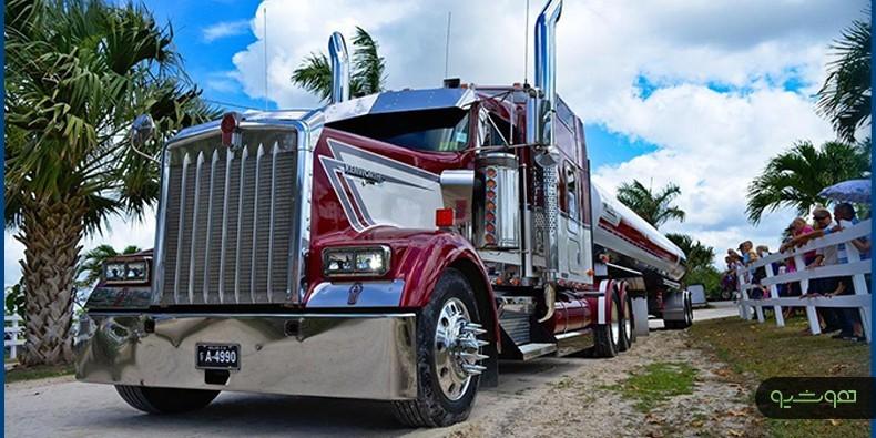 صنعت کامیون داری