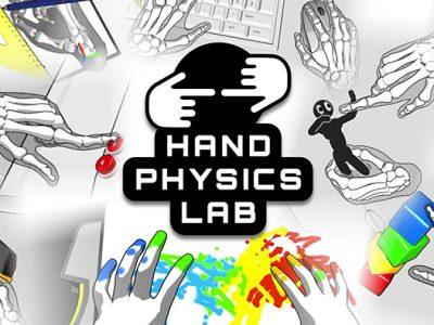 Hand Physics Lab