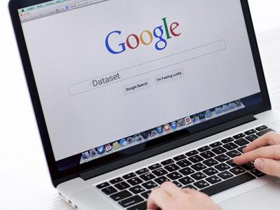 جستجوی دیتاست گوگل