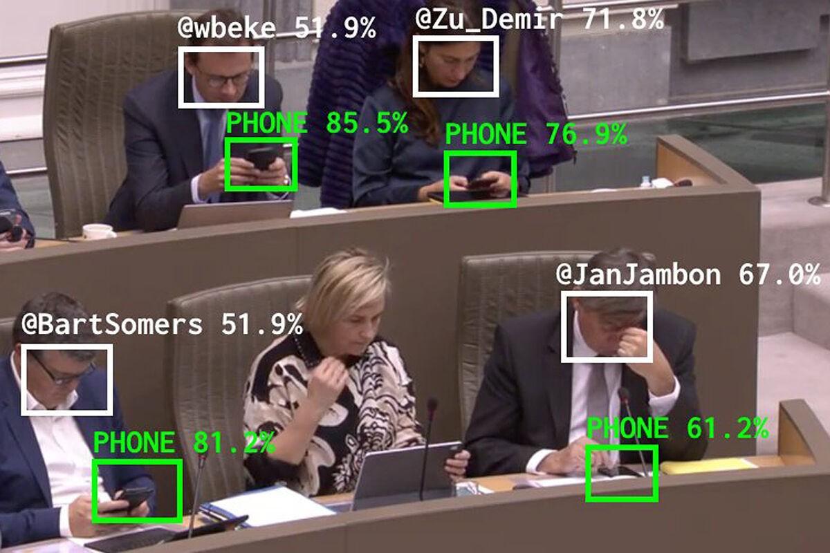 شناسایی سیاست مداران متخلف با هوش مصنوعی