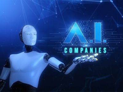 شرکت های برتر هوش مصنوعی