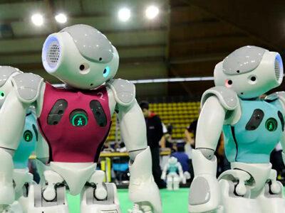 محصول حوزه رباتیک
