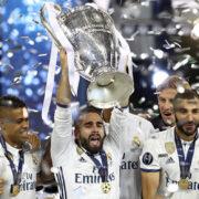 قهرمان لیگ های معتبر فوتبال اروپا