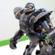 ربات جنگنده