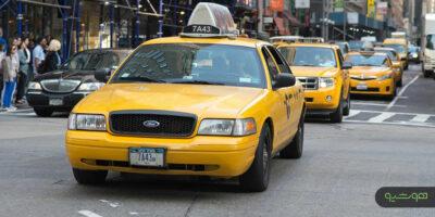 تاکسی رباتی