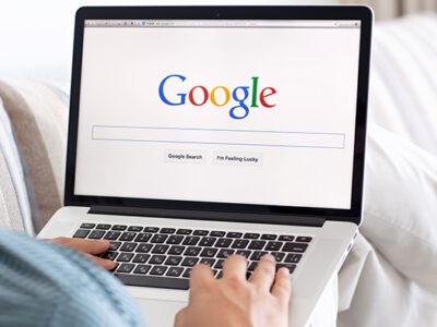جست و جو در گوگل