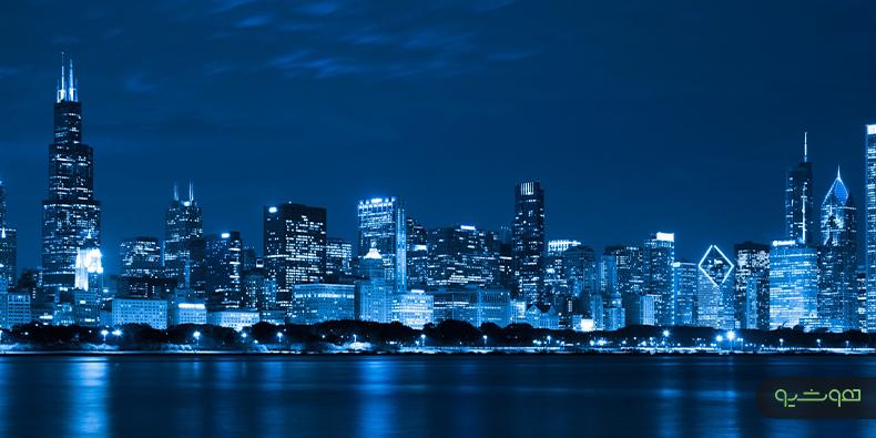 شهرهای هوشمند